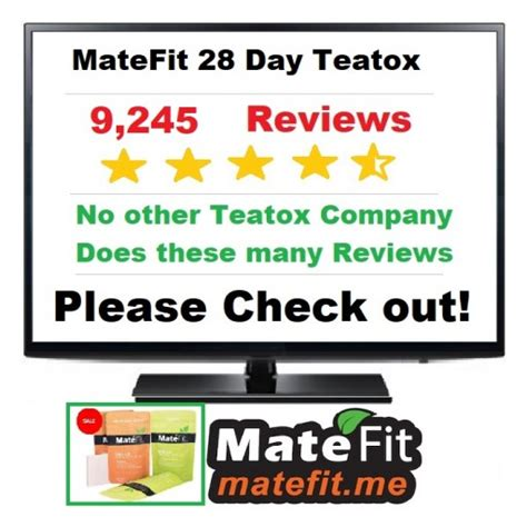 Matefit Detox Tea Reviews by Search Results Newsroom Newswire