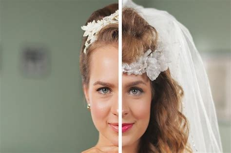 Wedding Hairstyles For 50 by 50 Years Of Wedding Hairstyles In Two Minutes
