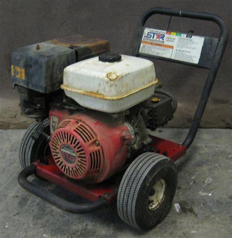 honda gx340 pressure washer northstar pressure washer w honda gx340 11hp engine ebay