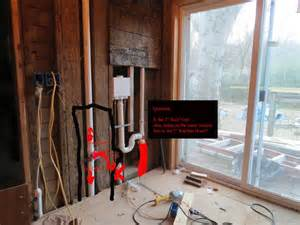 Kitchen Vent Pipe Is It Ok To The Kitchen Drain And Roof Vent On The