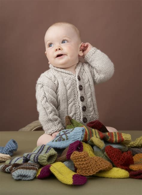 sweaters for babies heirloom cables baby sweater in brand vanna s choice