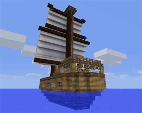 minecraft custom boat small boat 1 creation 488