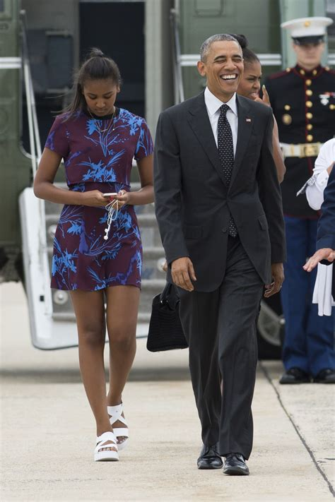 obama s image gallery sasha obama