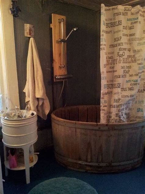 off grid bathtub living off the grid off the grid pinterest awesome