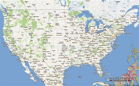 u s us map 1920 1200 wallpaper