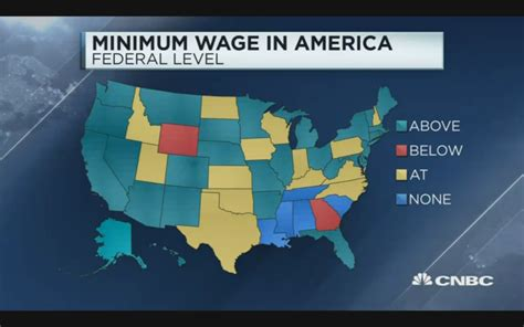minimum wage overview seven years at 7 25 reacts