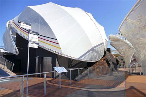 deutscher pavillon expo feeding the planet
