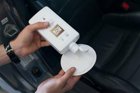 autoglym clean and protect leather car seats autoglym