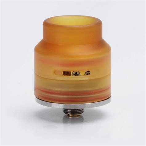 Csl Goon Lp By 528custom 24mm Stainless Steel Rda authentic 528 custom goon low profile rda silver rebuildable atomizer