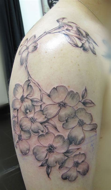 dogwood flower tattoo dogwood flower dogwood flowers things to wear