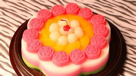 cara membuat kue ulang tahun rumahan lagi ngetren tart puding sebagai pengganti kue ulang