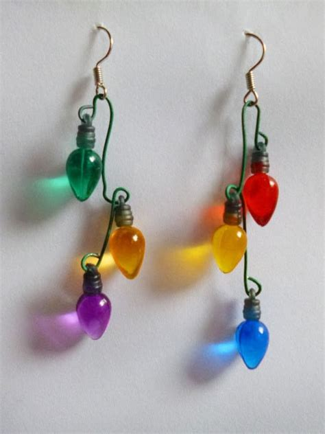 christmas lights earrings 183 a dangle earring 183 jewelry