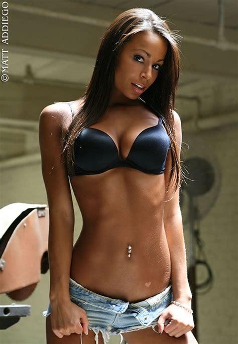 Hot black lady