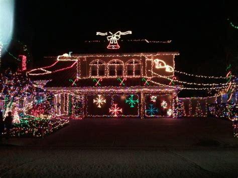 so calif christmas lights local light displays santee ca patch