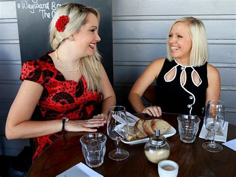 romantic proposal for mkr couple the west australian my kitchen rules best friends carly and tresne are