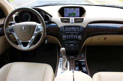 2013 Acura Mdx Interior by 2013 Acura Mdx Review Digital Trends