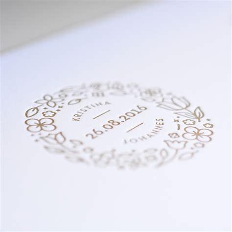 hochzeitseinladung gold hochzeitseinladung letterpress wedding gold haas