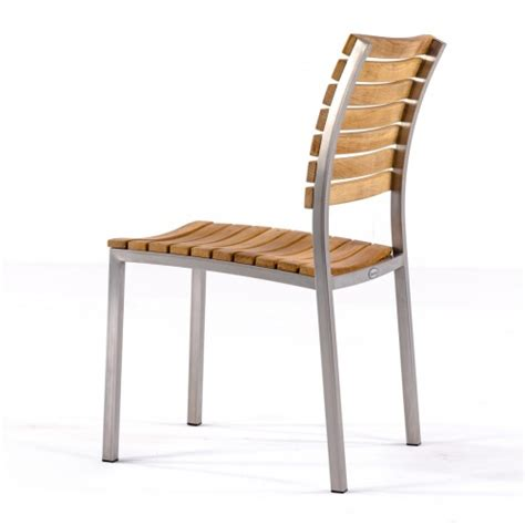 Teak And Stainless Steel Table And Chairs Westminster Teak And Stainless Steel Outdoor Furniture