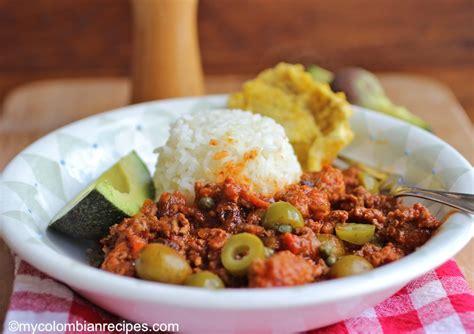 ground beef dish recipes picadillo cubano cuban ground beef dish my