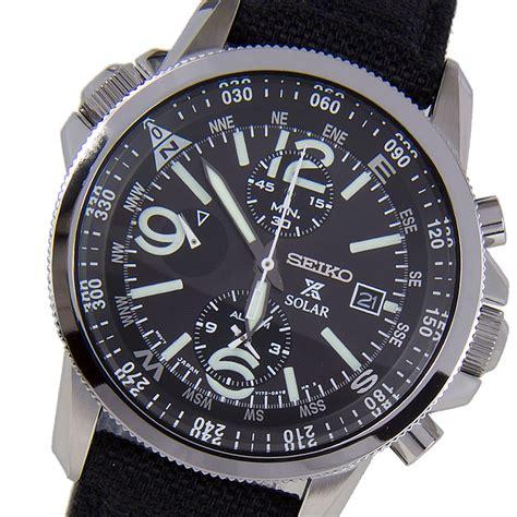 Seiko Prospex Chronograph Solar Watch SSC293P2 SSC293
