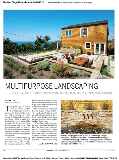 multipurpose landscaping 187 revive landscape design