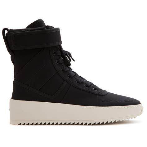 sneaker booties fear of god sneaker fear of god shoes