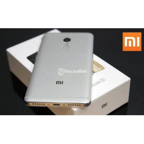 handphone murah xiaomi redmi note 4 silver 3gb 32gb bnib garansi distributor surabaya dijual
