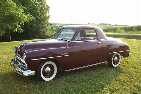 1951 plymouth coupe 1951 plymouth business coupe autos post