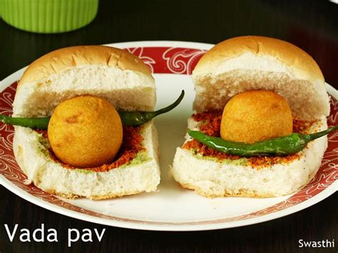 pav vada vada pav recipe how to make vada pav indian