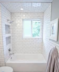 subway tile bathtub best 25 tile tub surround ideas on how to