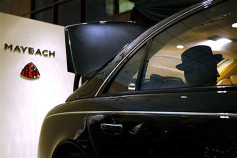 Maybach Dallas by Park Place Motorcars And Krug Chagne Host Reception