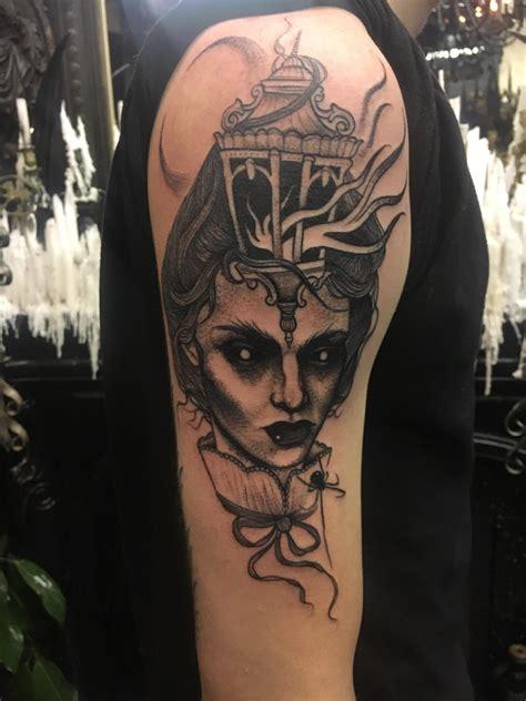 ma at tattoo my lantern done by matthew murray at black veil
