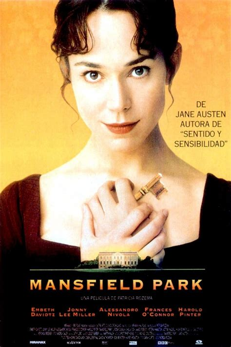 mansfield park feel good romance movies