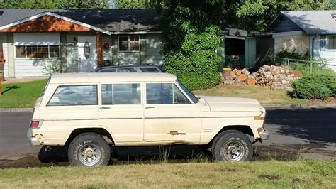 Jeep Vancouver Wa 1983 Jeep Grand Wagoneer V8 Automatic For Sale In
