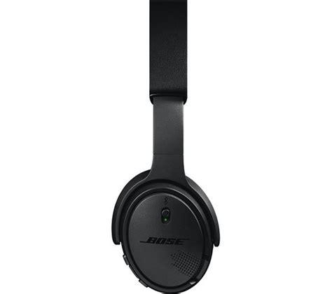 Headset Bluetooth Bose Buy Bose Wireless Bluetooth Headphones Black Free