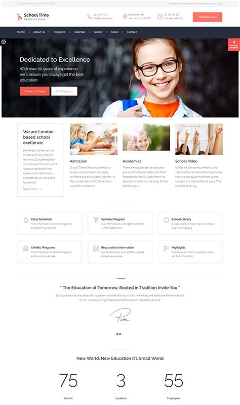 qlikview theme editor 26 best education wordpress themes 2017 you need to see