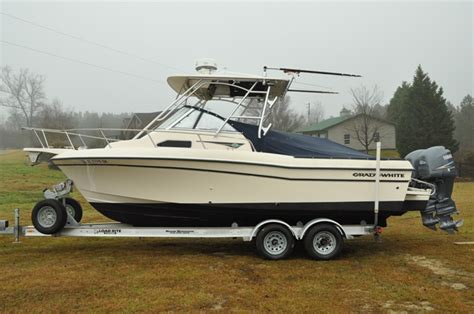 grady white boats for sale on craigslist 2007 grady white 232 gulfstream t150 s and trailer 74 995