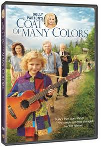 coats of many colors dolly parton s coat of many colors dvd review