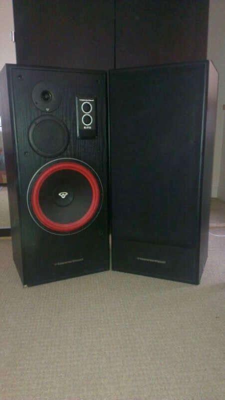 cerwin vega images  pinterest  speakers
