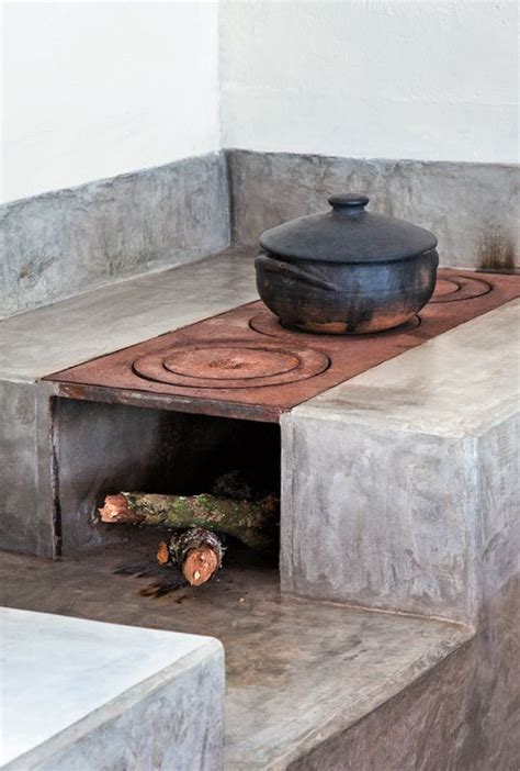 Rugged Thug by Built In Wood Burning Stove For Your Tiny Kitchen Ruggedthug
