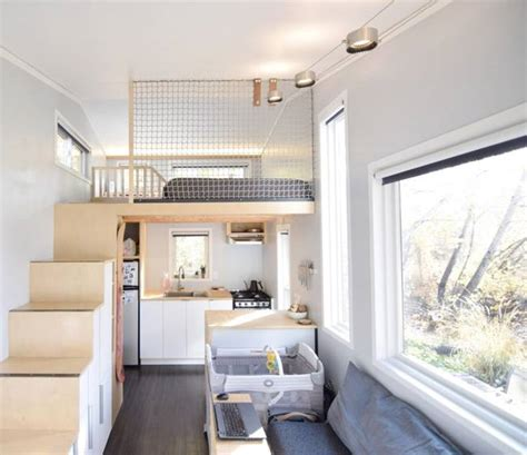 how one adapted their tiny home to welcome a baby
