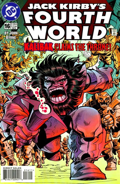 libro fourth world by jack jack kirby s fourth world 16 kalibak claims the throne issue