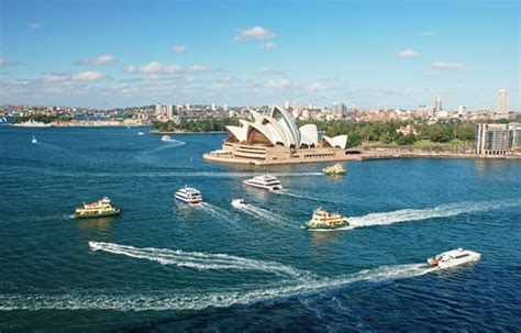 ferry oceana harbour bay sydney harbour cruise