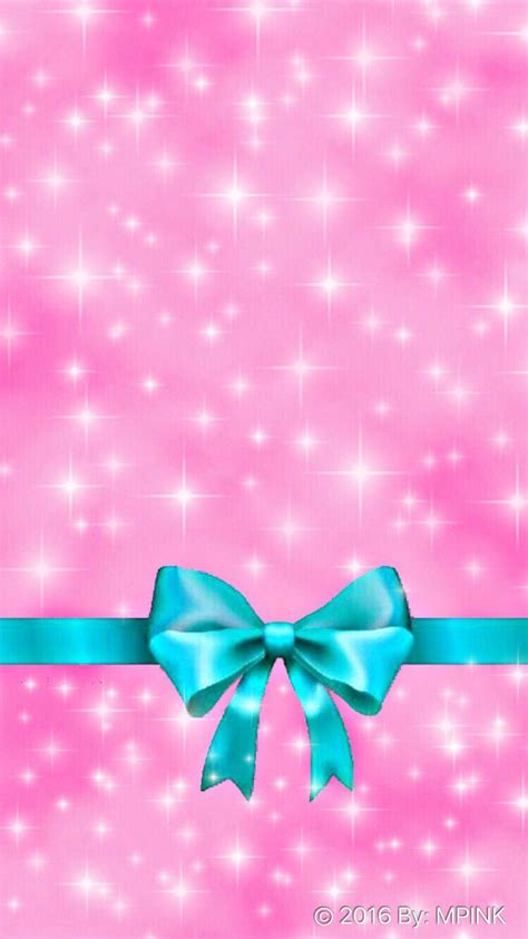 wallpaper pink bow pink glitter bow wallpaper phone backgrounds