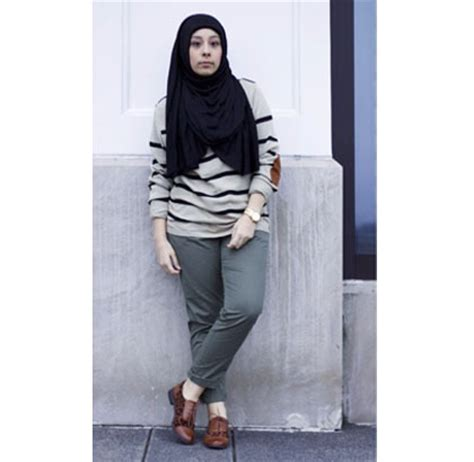 blogger fashion hijab relaxed hijab for weekend ala fashion blogger amirah fattom