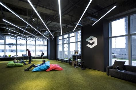 Creative Offices | hong kong warehouse converted to creative office space