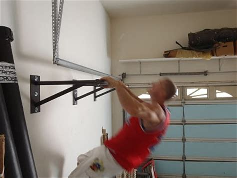 Garage Pull Up Bar by Wall Mounted Pull Up Bars