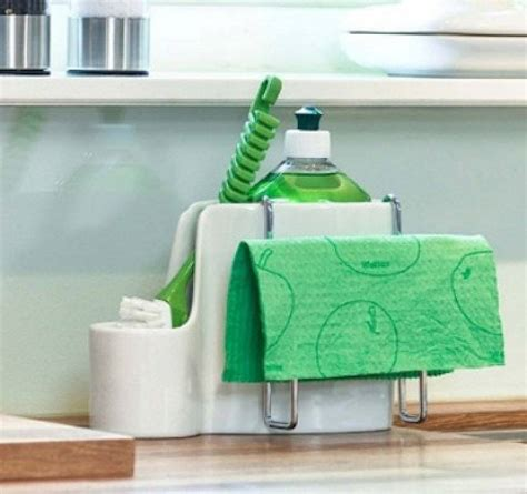 kitchen sink tidy sink tidy by distinctly living notonthehighstreet