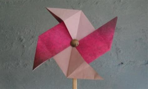 making origami windmill origami windmill kidspot