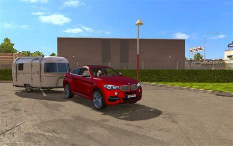 Euro Auto by Bmw X6 M V2 0 Car Euro Truck Simulator 2 Mods